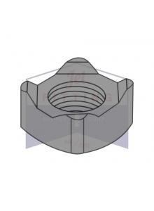 Center Hole 1000 pcs Spot Tab Type C1006-C1010 Steel No Projections Weld Nuts 1//4-20 Plain