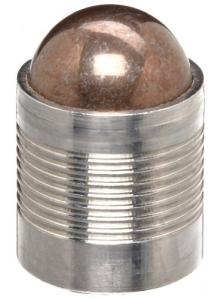 rated to 30000 psi Stainless Steel 303 Expansion Plugs .22L FARMINGTON ENGINEERING INC. Pack of 25 .218OD