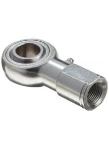 Aluminum A2017 NBK MJC-55-EBL-7//16-22 Jaw Flexible Coupling Set Screw Type Bore Diameters 7//16 and 22 mm