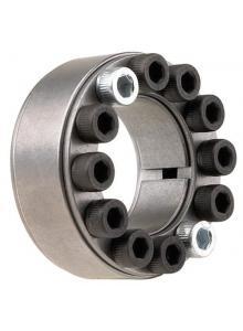 16 mm Shaft Diameter 0.63 ID 0.81 Width Climax Metals C193M-16 Series 193 Locking Assembly Steel