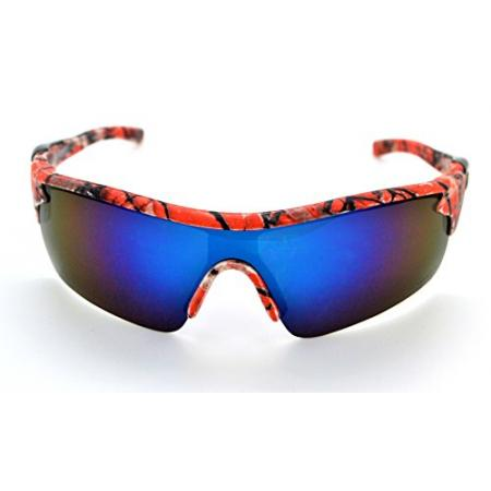 6babef5e9025 VertX Polarized Mens   Womens Sport Wrap Sunglasses Cycling Running w Microfiber     유니박스